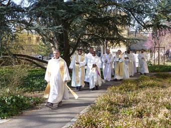 Messe chrismale à NeuchâtelMesse chrismale à Neuchâtel