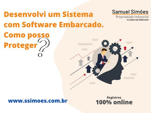 Desenvolvi um Sistema com Software Embarcado, qual a melhor forma de Proteger?