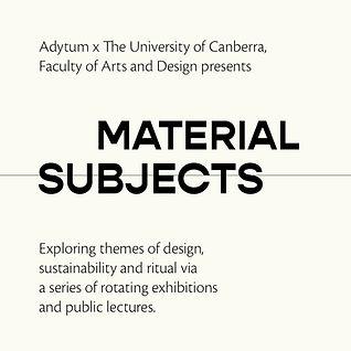 Adytum x UC_Materials Subjects_Socials_I