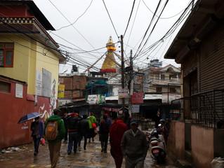 Out of Kathmandu
