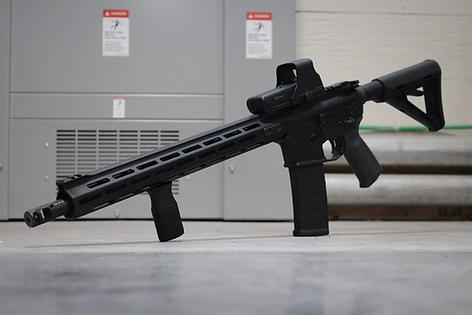 Select Fire AR-15