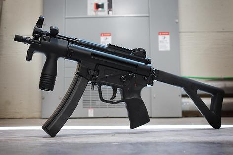 MP5K-PDW Submachine Gun