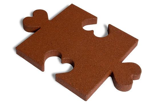 2,5 Cm Puzzle Kauçuk Zemin