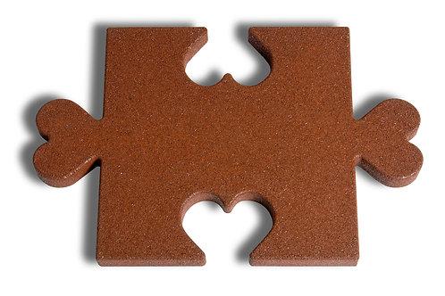 2 Cm Puzzle Kauçuk Zemin