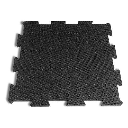 100*100*2,5 Cm  Blok Kauçuk Zemin