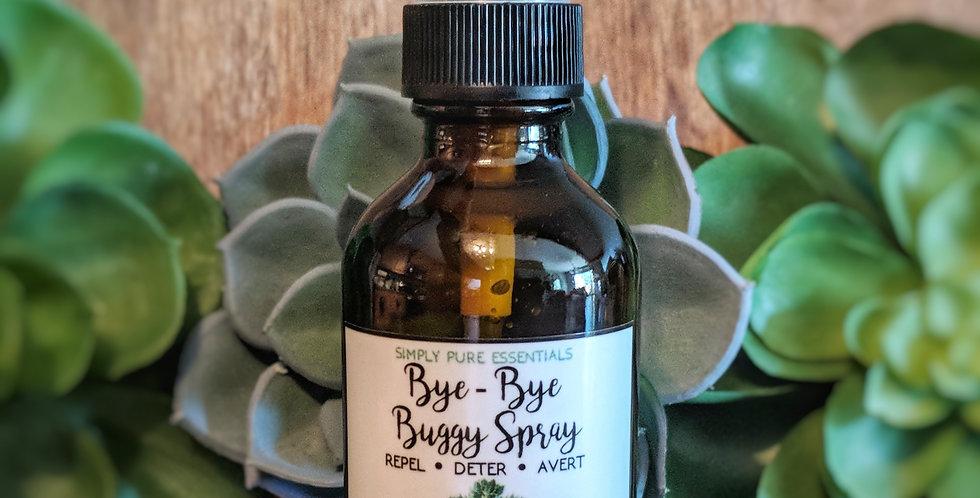 Bye-Bye Buggy Spray
