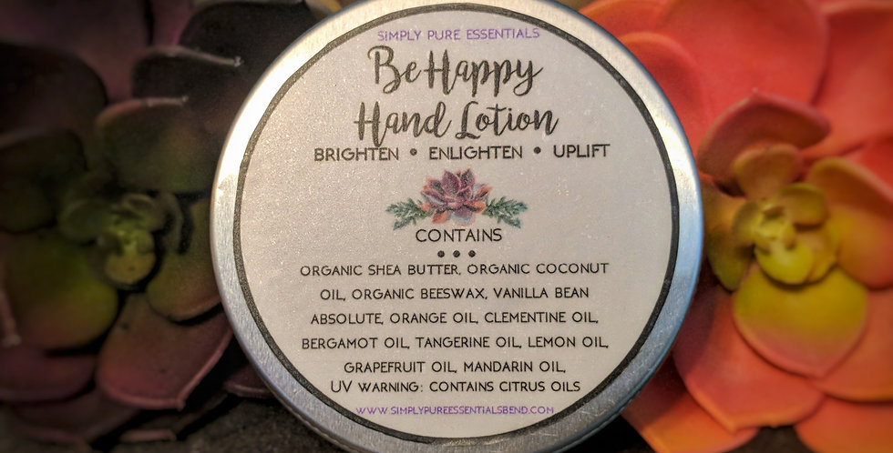 Be Happy Hand Lotion