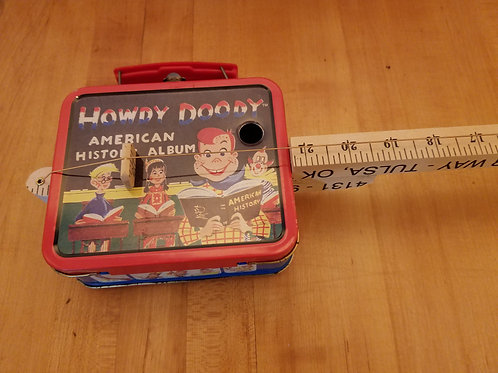 Howdy Doody Diddley Bow@