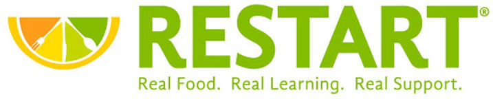 RESTART, real food, real learning, real support, nutritional support wellness health healthier weightloss feel better gut health