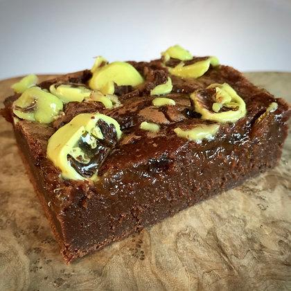 Chocolate Lime Brownie