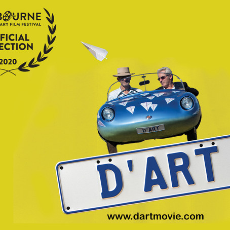 "Cinema Australia - Official Selection Melbourne Documentary Film Festival ""D'art a quirky art doc"""