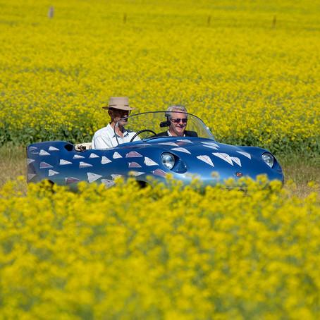 """Cinema Australia """"D'art is far more than just the making of an art car"""""""