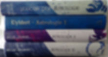 My first set of astrology books..JPG