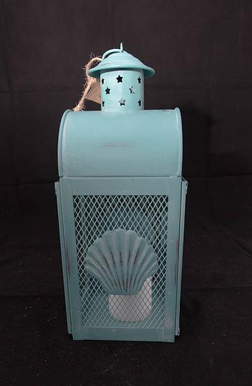 Nautical Shell Lantern