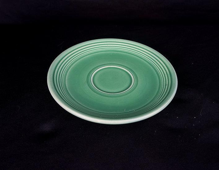 Fiestaware - Saucer - Green