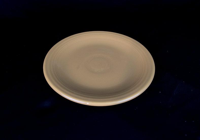 Fiestaware - Saucer - Ivory