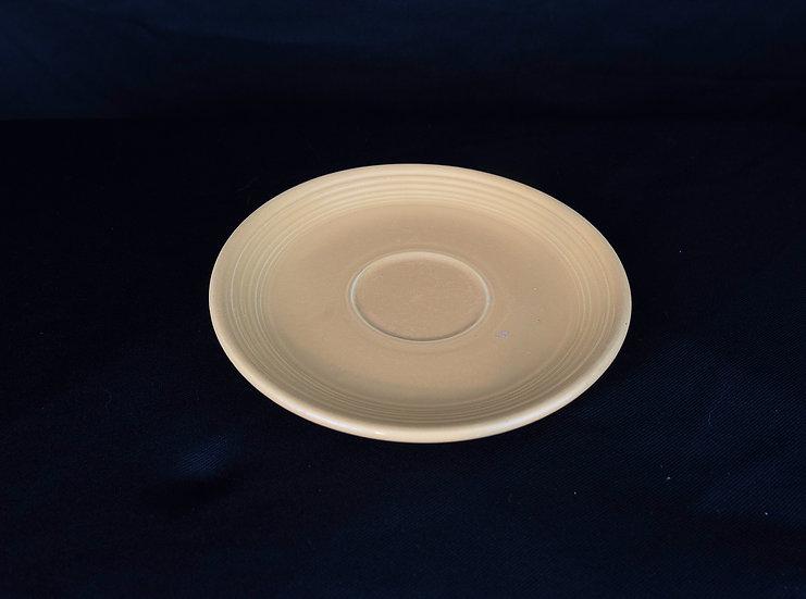 Fiestaware - Saucer - Yellow