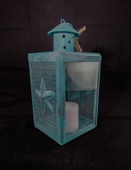 Nautical Starfish Lantern