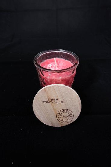 Timeless Jar Candle - Fresh Strawberry