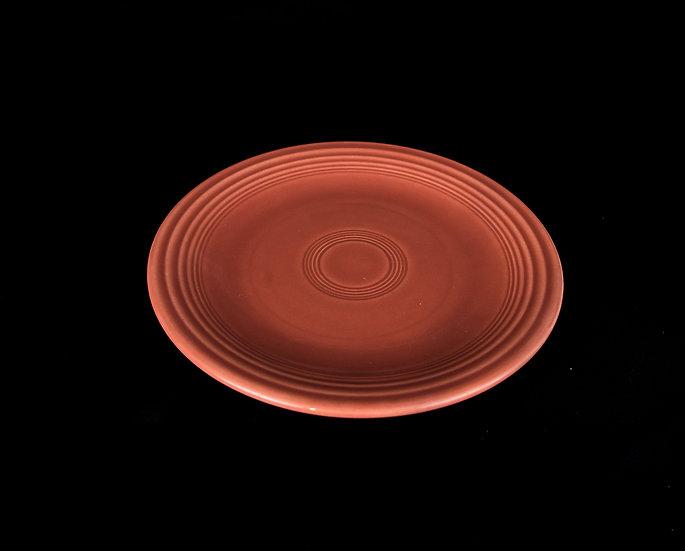 Fiestaware - Saucer - Radioactive Red