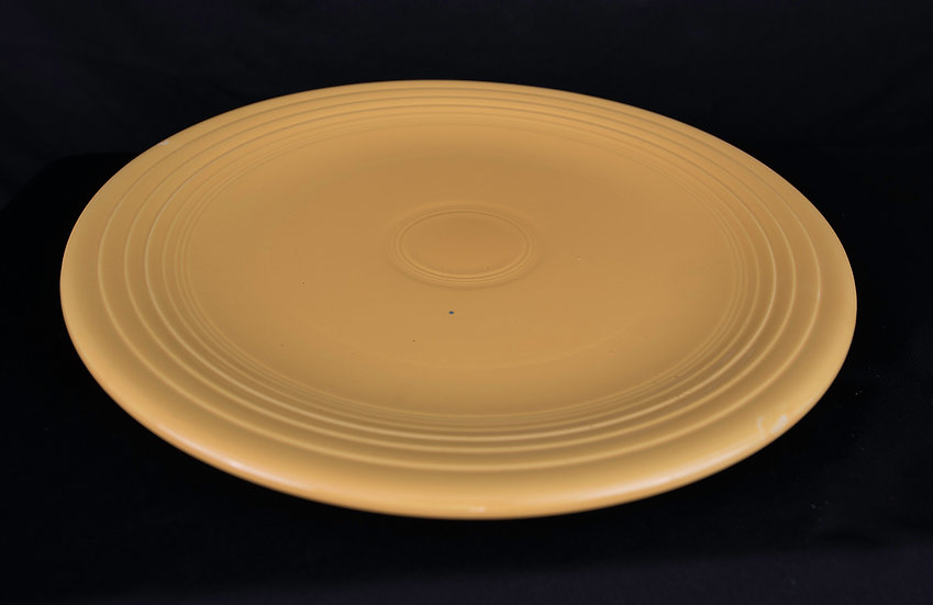 Fiestaware - Dinner Plate - Yellow