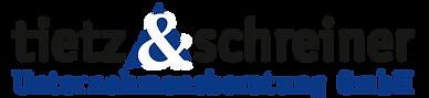 Unternehmensberatung tietz& schreiner - Berlin Brandenburg