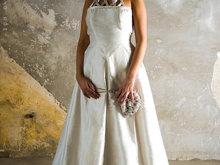 Mi primer vestido de novia/ My first bride dress