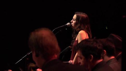 Andrea Motis en el 45º Voll Damn Barcelona Jazz Festival