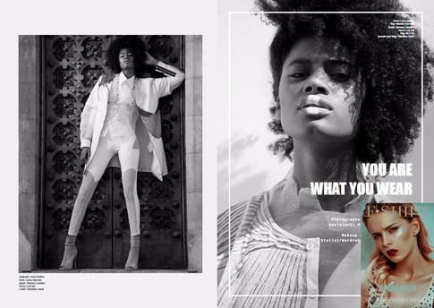 Fashion Shift Magazine (octubre'17)