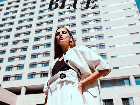 Hereafter Blue - Promo Magazine