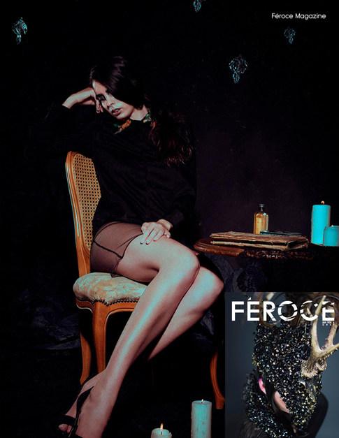 Féroce (septiembre'17-Vol. 2)