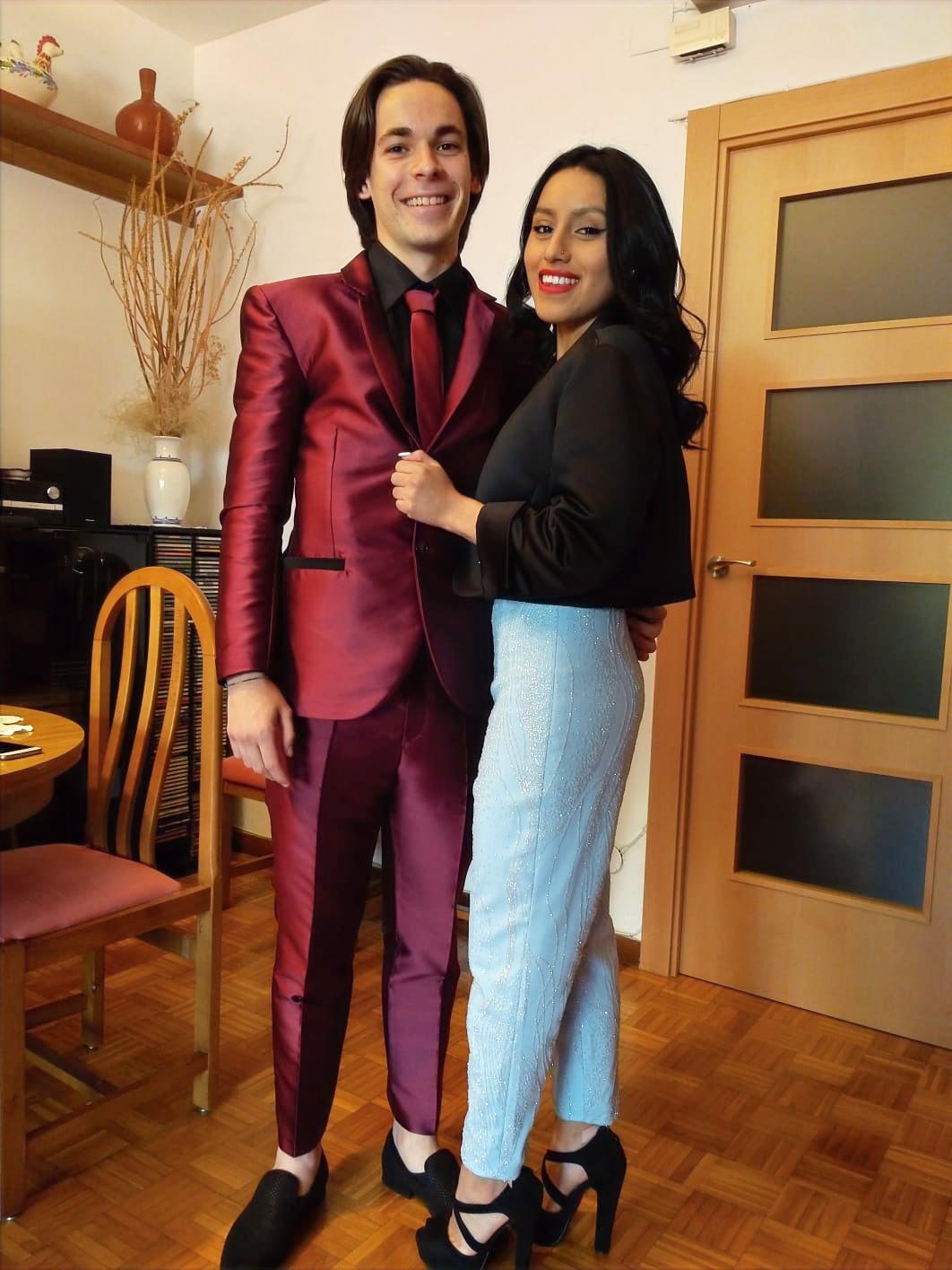 David y Marta