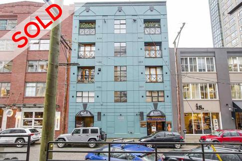 203 1230 Hamilton St, Vancouver | $797,000