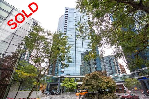 804 1050 Burrard St, Vancouver |  $535,000