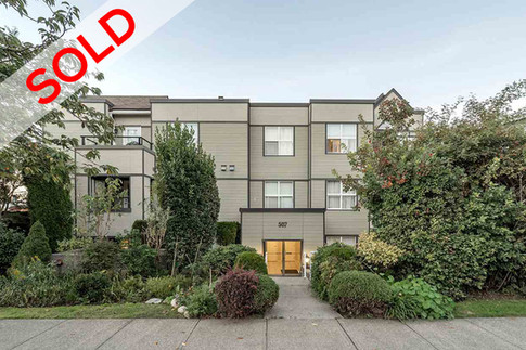 203 507 E 6th Ave, Vancouver | $549,900