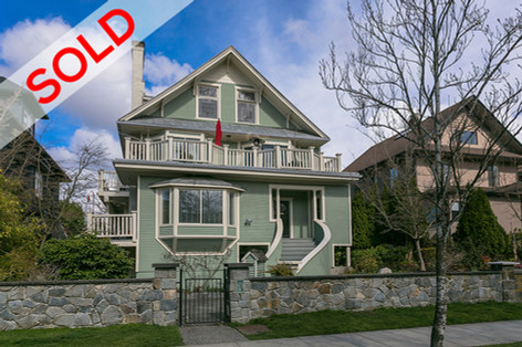 1 335 W 13TH, Vancouver |  $749,900