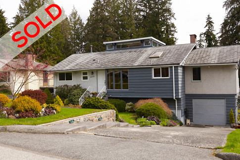 2232 Greylynn Cres, North Vancouver | $1,550,000