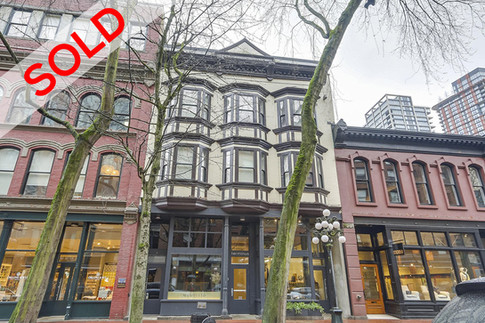 606 36 Water St, Vancouver | $788,888