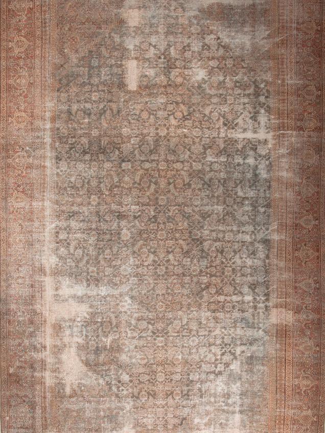 10051422 Iran Antique Mahal 10'06x16'09