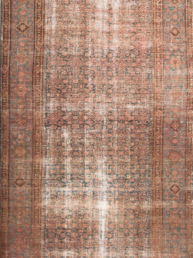 10051420 Iran Antique Malayer 6'09x16'07