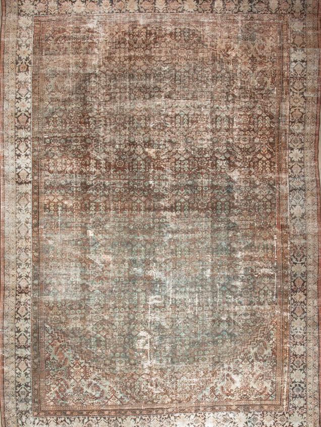 10051414 Iran Antique Mahal 10'04x15'04