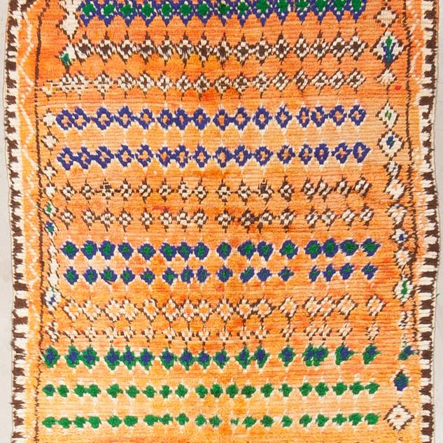 Vintage Marrakesh 51390 3'09x7'06
