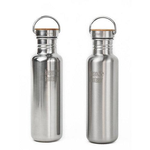 Klean Kanteen Water Bottle (Bamboo)