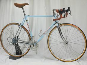 Retro Italian Road Racer