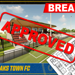 Sevenoaks Town FC Granted Planning Permission For New Club House
