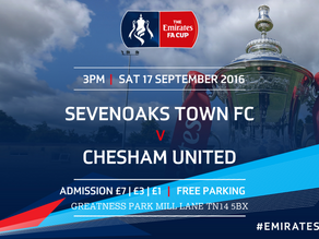 FA Cup Fever Grips The Town Ahead Of 'Biggest Ever Game'