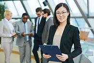 Business woman with group.jpg