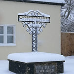 Snowy Village Sign 2018.jpg