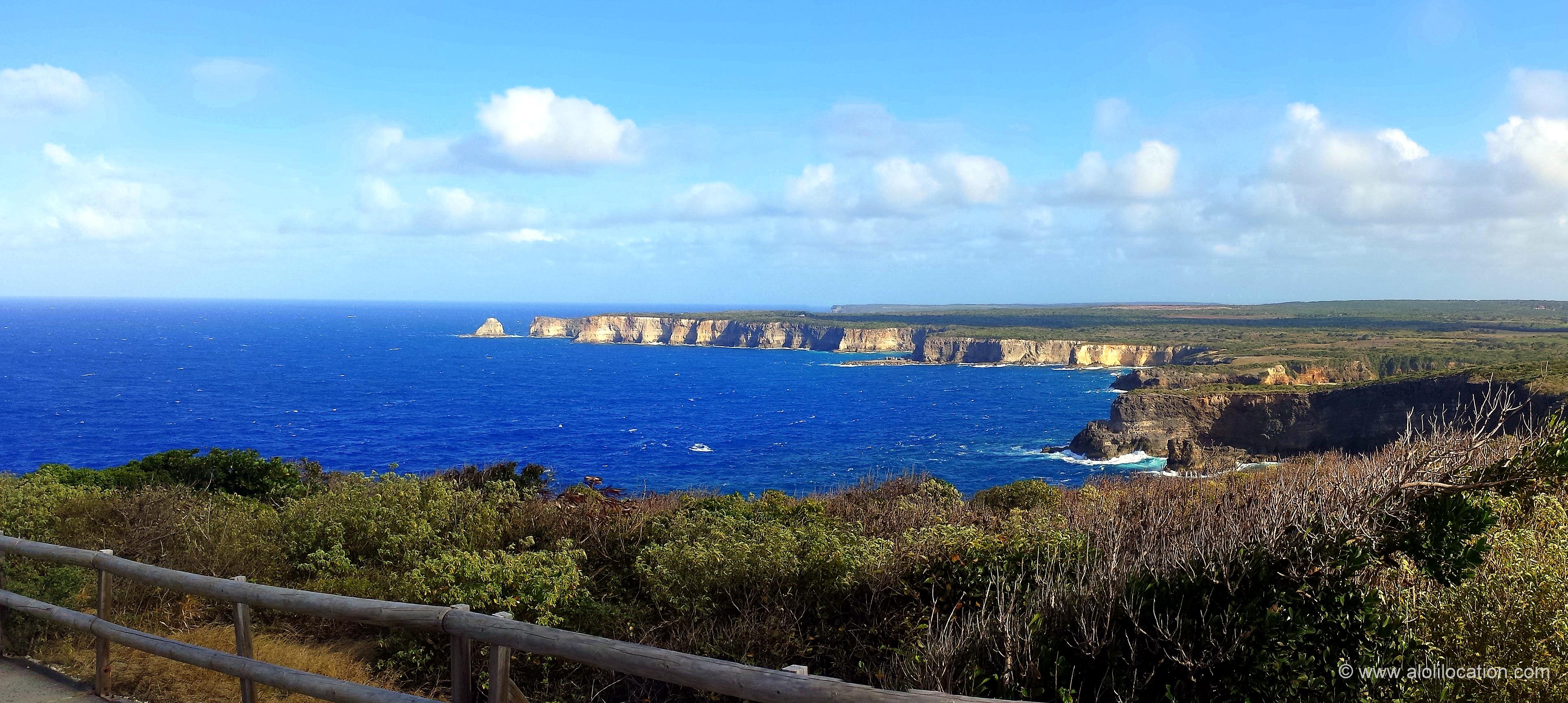 Anoli Location_Pointe de la Vigie_Guadeloupe