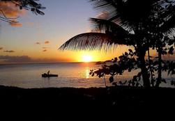Anoli Location_Coucher soleil Pointe Noi